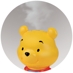 Ультразвуковой увлажнитель BALLU UHB-275 E  Winnie Pooh