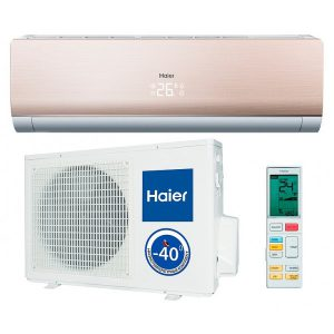 Кондиционер Haier  LIGHTERA HSU-09HNF203/R2-Gold 2016