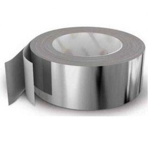 Скотч алюминиевый монтажный 50*40