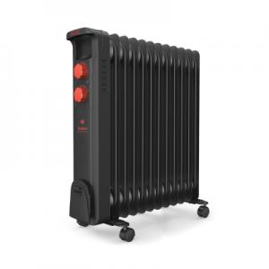 Маслонаполненный радиатор Timberk Noir EXT TOR 21.2512 BCL