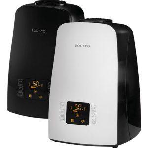 Увлажнитель ультразвуковой  BONECO U650 белый/ черный